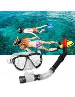 Adults Diving Equipment Set Snorkel Snor...