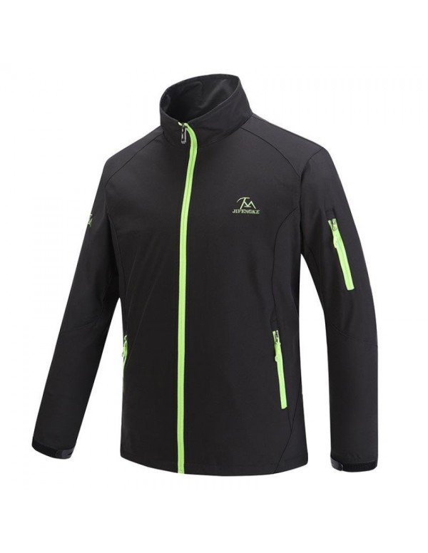 Fashion Spring and Autumn Men Outdoor Jackets Wind...