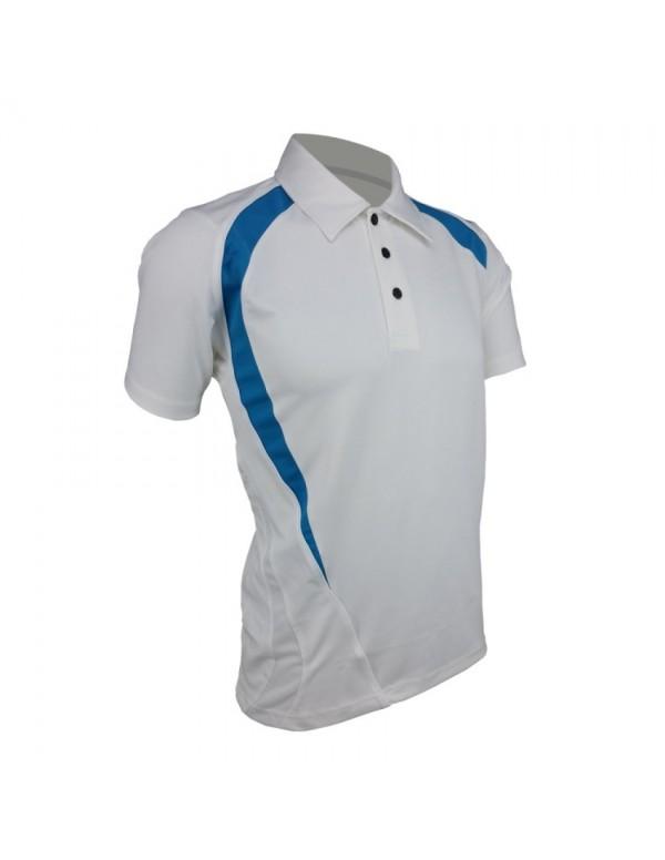 PRSP Sport Design Polo-1109White